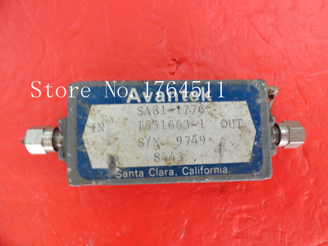 [BELLA] AVANTEK SA81-1776 12V SMA Supply Amplifier