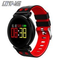 COXANG K2 Smart Bracelet Watch Passometer Activity Tracker Sport Smart Band Heart Rate Monitor Blood Pressure Wrist Smart Wa