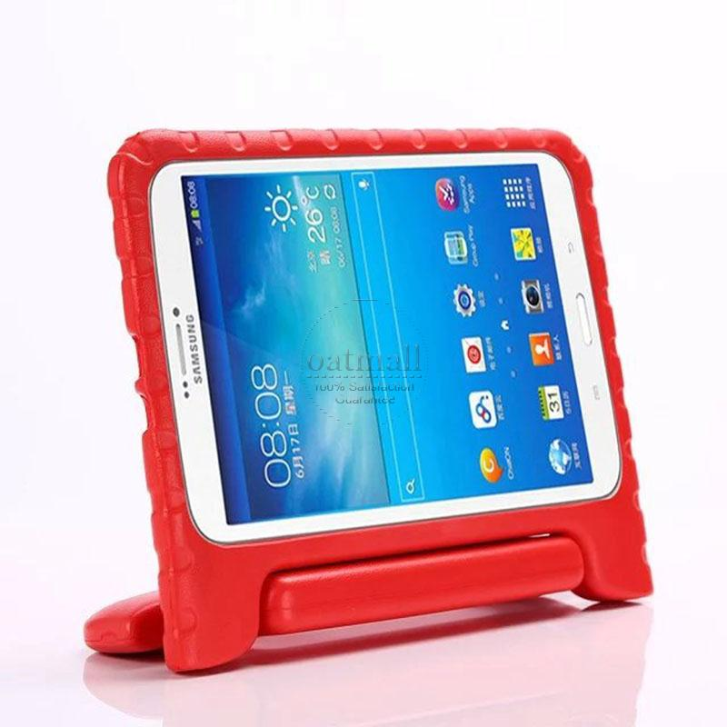 New 2016 Non-Toxic EVA Kids Cover Tablet For Samsung Galaxy TAB E T560 9.6 inch Handle Case Drop Proof Capa Accessories
