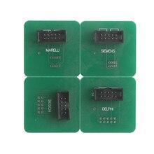 Лучший Адаптер BDM рамки только адаптеры работают с программатор BDM поддержка BDM100 Kess V2 и Ktag ECU Инструмент программирования