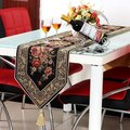 2015 Limited Jacquard Estilete Damask Print 2010 New Style Table Flag Aromatic European Thick Vintage, Palace Runners Bed Runner