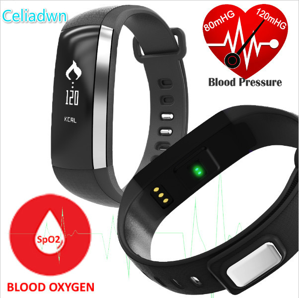 Waterproof Smart Band M2 Heart Rate Monitor Bracelet Blood Pressure Oxygen Wristband Fitness Tracker For iOS
