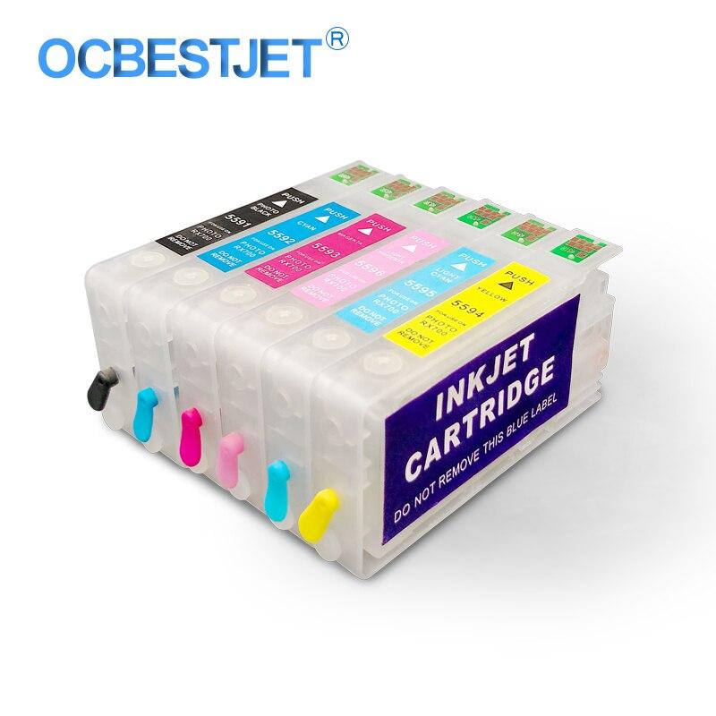1 pack T088320 ink Cartridge fits  Stylus CX4400 CX4450 CX7400 Printer