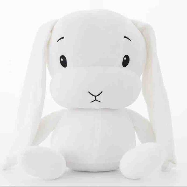 Lovely Rabbit Plush Toy Stuffed Animals Baby Toys Doll Accompany Sleep Birthday Gifts For Children