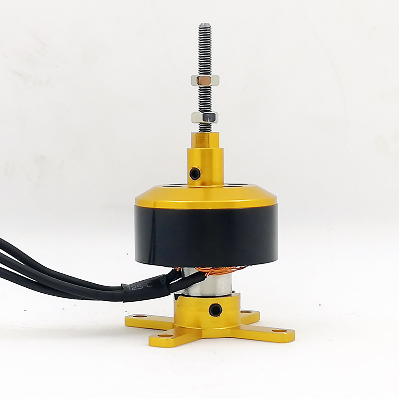 QX-MOTOR RC Airplane Parts Brushless Motor Model 3130 1350kv Fixed-wing Aircraft Wholesale