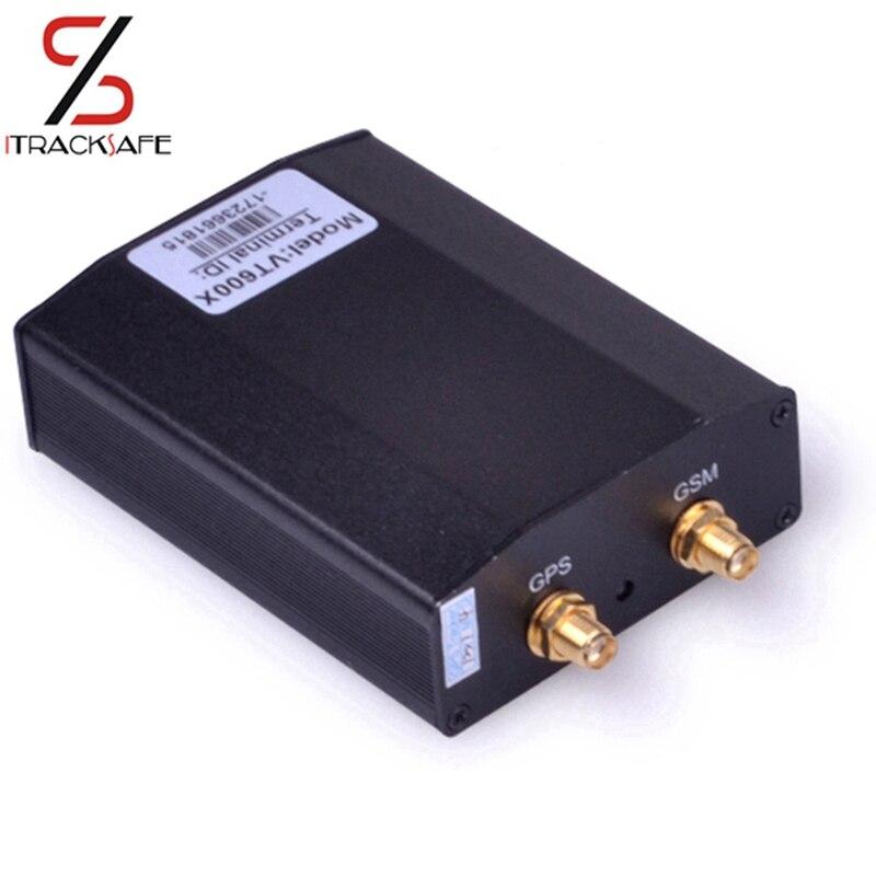 GPS tracker վառելիքի մակարդակի սպառման վերահսկման ջերմաստիճանի ցուցիչի ազդանշանային ազդանշանով