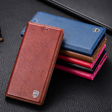 Vintage Genuine Leather Case For Samsung Galaxy A9 Pro A9000 A9100 Luxury Phone Flip Stand Cowhide Leather Cover