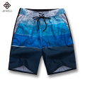 2016 New Men Floral Quick Drying Beach Shorts Trouser Men's Casual Fashion Slim Fit Knee Length Summer Men Shorts Outwear M-5XL