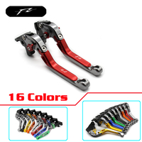 fits For YAMAHA FZ1/FZ6 Fazer FZ6R Diversion Motorcycle Adjustable Folding Extendable Brake Clutch Lever
