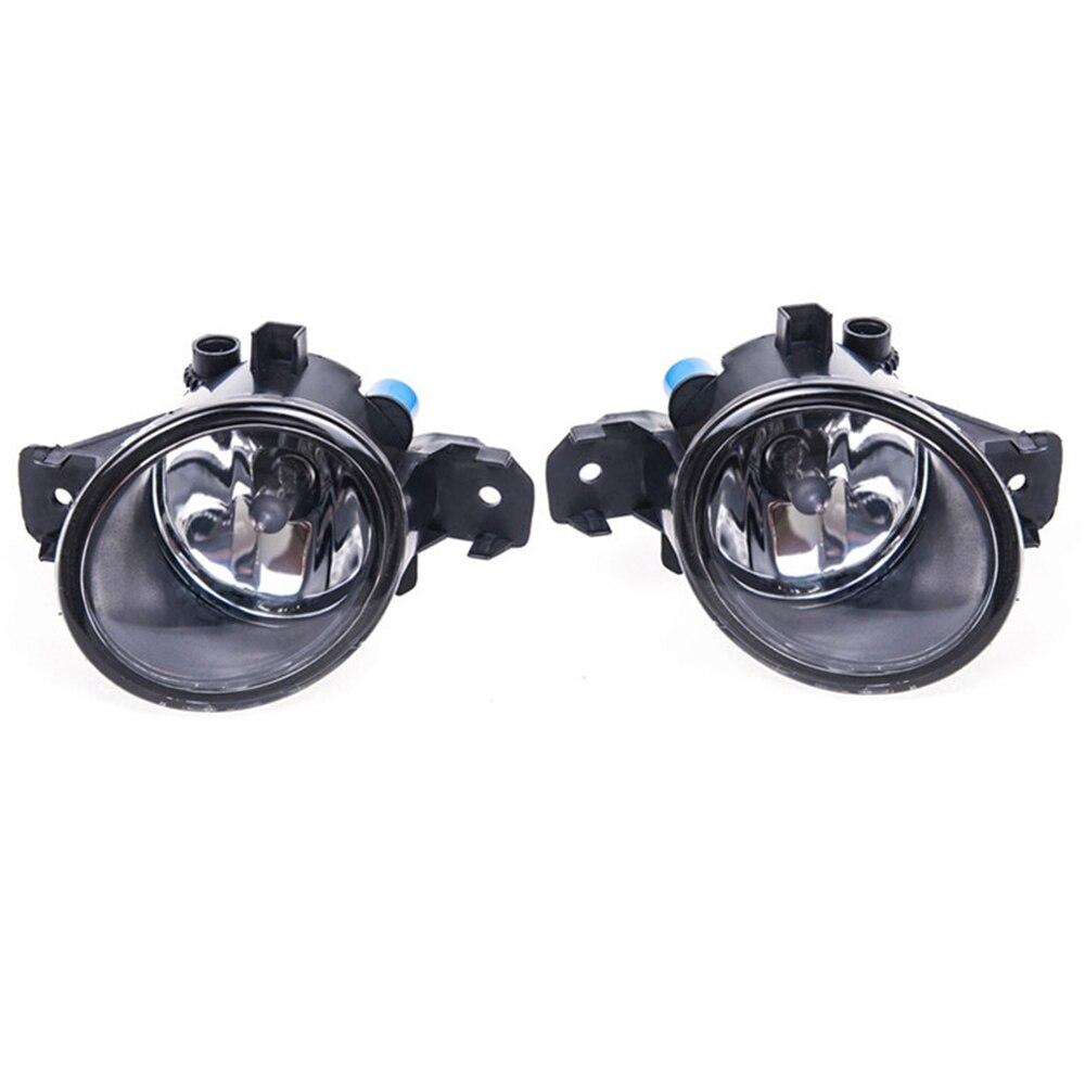 Pour Nissan Almera Urvan Versa Mars Platina Rogue 2001-2015 Car Styling Brouillard Assemblage De La Lampe Halogène Brouillard Lumières 4000LM 55 w 2 pcs