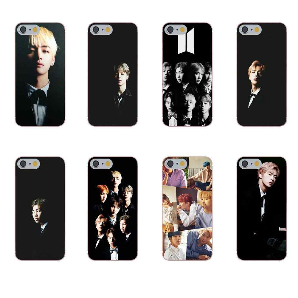 Tpwxnx For Samsung Galaxy A3 A5 A7 J1 J2 J3 J5 J7 2015 2016 2017 Soft Personalized Pattern Taehyung Kpop
