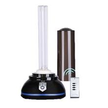 UV disinfection light bactericidal quartz hospital lamp sterilizer E27 portable mite remote control ozone home ultraviolet lamp цена и фото