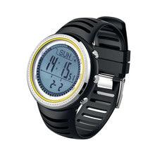 SUNROAD FR802A Digital  Sports Men Watch – Barometer Altimeter Pedometer Compass Watch Men LCD Display  Multifunction  Clock