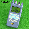 KELUSHI All-in-one OpticalAll-ALL-IN-ONE Fibra medidor de potencia óptica-70 a + $ number dbm 1 mw 5 km Cable de fibra Visual Fault Locator Tester