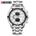 Curren 8023 Men's Watches Top Brand Luxury Fashion Quartz Watch Men Casual Sport Wrist Watch Military Clock Relogio Masculino