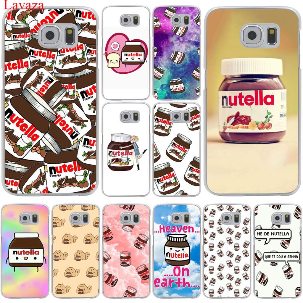 cover samsung j5 2016 nutella