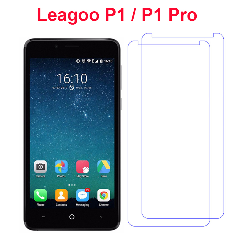 Smartphone Tempered Glass for <font><b>Leagoo</b></font> <font><b>P1</b></font> /<font><b>P1</b></font> <font><b>Pro</b></font> 9H Explosion-proof Protective Film Screen Protector for <font><b>Leagoo</b></font> <font><b>P1</b></font> <font><b>pro</b></font> case glass image