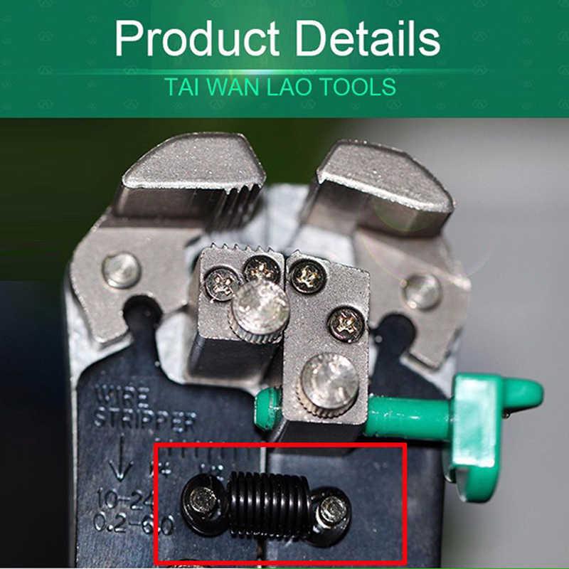 LAOA Автоматический зачистки проводов (LA815138) пружина 2 шт сделано в Тайване