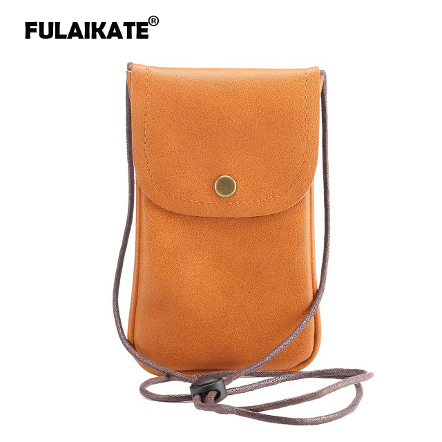 "FULAIKATE 5.7 ""PU Striae Portable Qese Universale për iPhone 7 Plus Rast telefonik për Samsung Galaxy Note5 S6 ​​Edge Plus Holster"