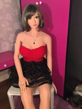 2017 hot sale full silicone sex doll for men love dolls vagina anal mouth holes metal skeleton drop ship online sex shop China