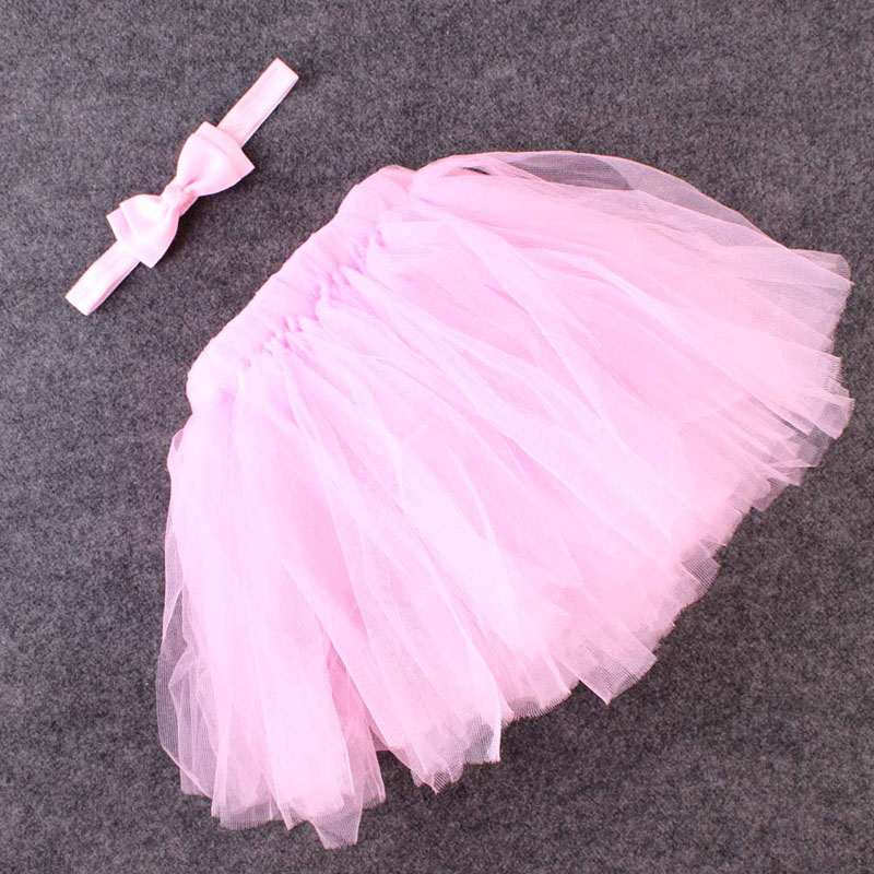 Cute-Kids-Girls-Toddler-Baby-Bow-Flower-Tutu-Skirts-Photography-Princess-Skirt-2