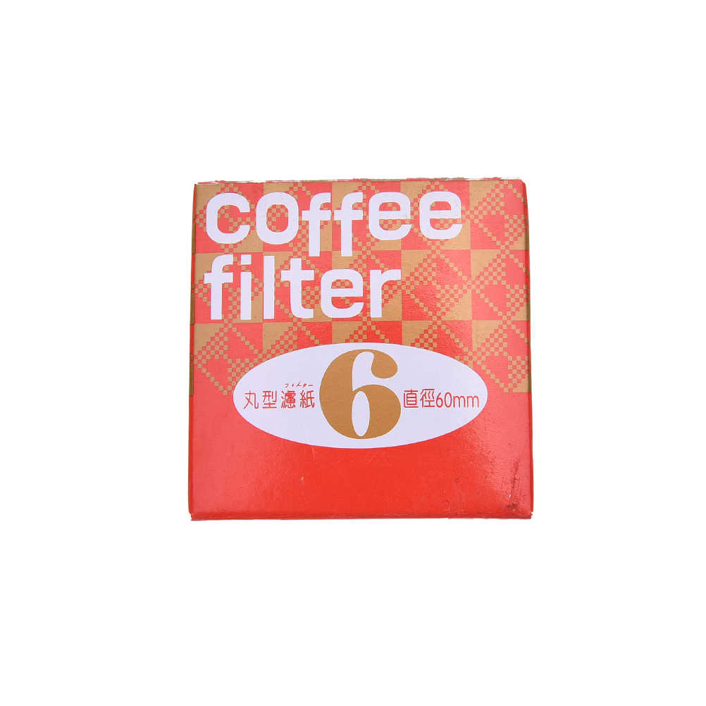 Copo De Café de Papel Filtro de café de Papel Fit Rodada Gotejamento Fabricante 2-4 Pessoa Mão-derramado Café Cozinha Cozinhar ferramentas 100 Pcs