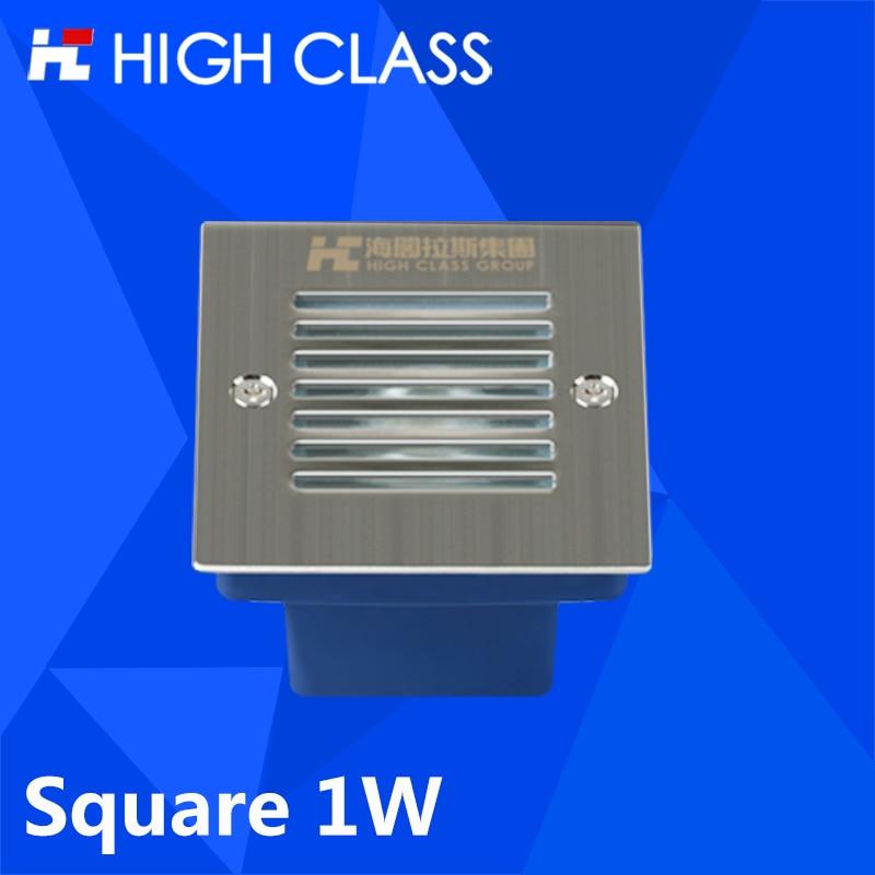 Landscape Lighting Classes: High Class IP67 Waterproof LED Outdoor Underground Light