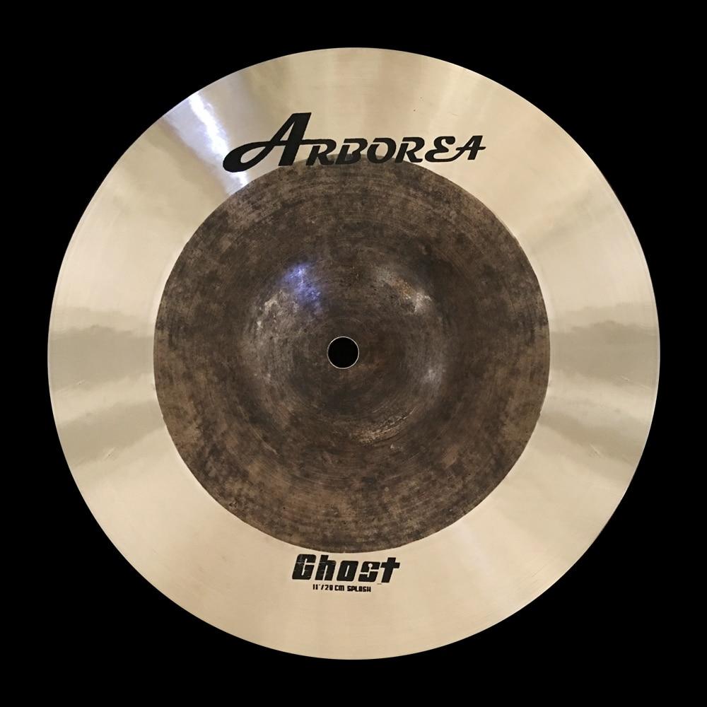 Arborea Cymbals Ghost Series B20 11 splash 100% HandmadeArborea Cymbals Ghost Series B20 11 splash 100% Handmade
