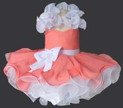Платья девушки цветка для свадьбы девочка платье партии пачка стиль корсет назад бесплатная доставка