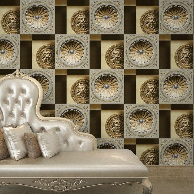 Moderne Individuelle Schild Tapeten Wohnzimmer Sofa Hintergrund KTV Box Hotel Shop Friseur Salon Wand Dekor