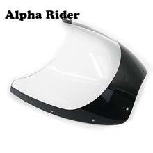 Motorcycle Windscreen Yamaha Rd250 RD350LC Wind-Deflectors Plastic ABS for Rz250/Rz350/Rd350lc/Rd250lc