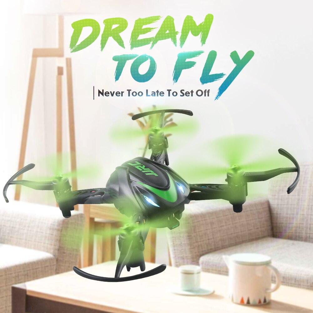 JJRC H48 Mini Drone 2.4G 4CH 6 Eixo RC Drone Quadcopter RTF RC Helicóptero VS JJRC H36 Melhores Presentes para Crianças Brinquedo de Presente de Natal