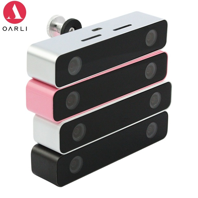 OARLI 3D VR Camera Lens HD Dual Image 3d VR Box Mobile 3D Video Camera for Android Smart Phone