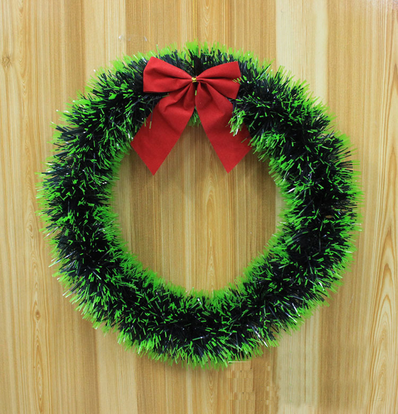 online get cheap christmas window wreaths. Black Bedroom Furniture Sets. Home Design Ideas