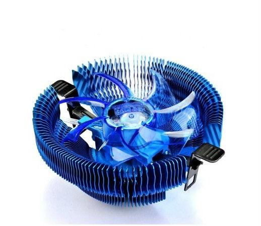все цены на Pccooler CPU cooler E92F Blue LED PWM Mute speed control suitable for Intel LGA775/LGA1155/1156/AMD754/939/AM2/AM2+/AM3 онлайн