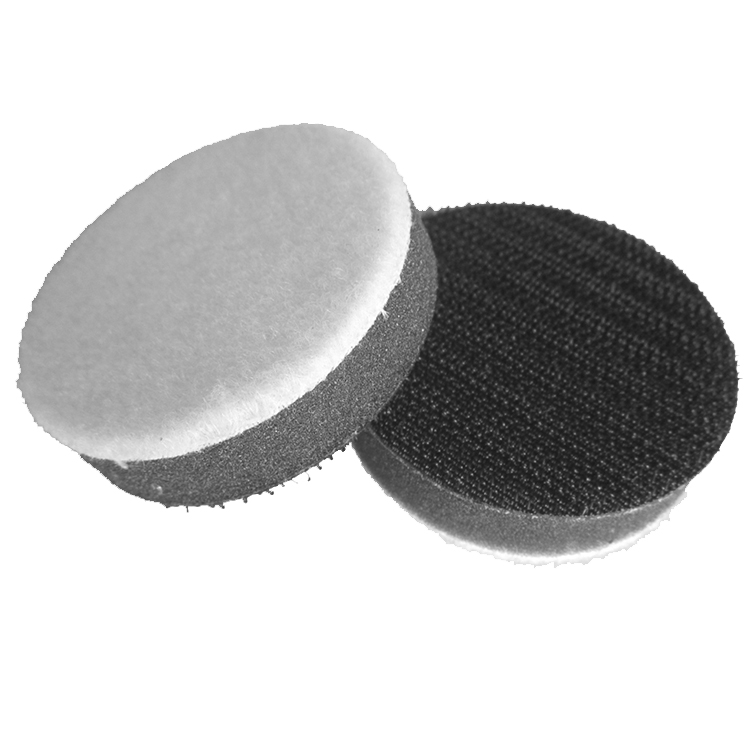 2PCS 2 Inch 50mm Soft Interface Pad For Hook And Loop Sanding Disc Power Tools Accessories