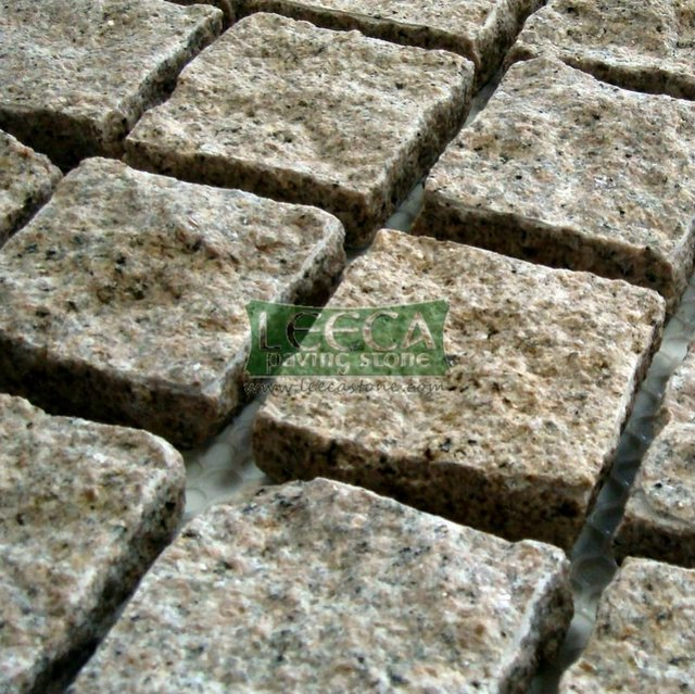 Natural Pavement Stoneoutdoor Flooringgranite Material