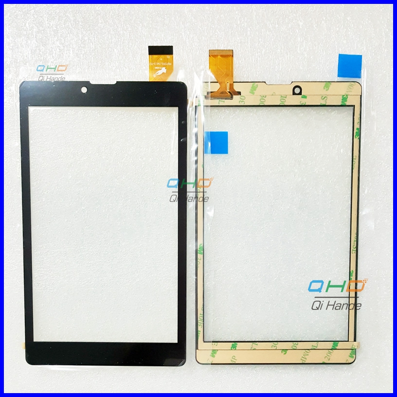 2PCS 7'' inch Tablet Capacitive Touch Screen Replacement For Irbis TZ736 TZ 736 Digitizer External screen Sensor Free Shipping 7 inch black touch screen for irbis tx76 tablet glasss sensor replacement