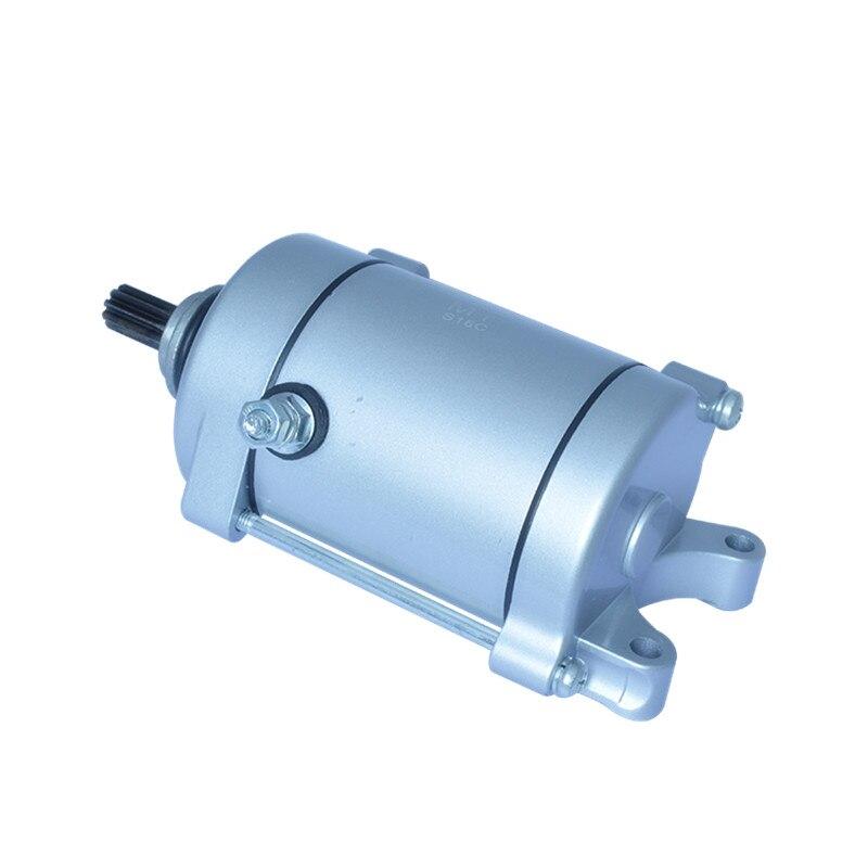 Moteur de démarreur électrique de moteur de moto pour Honda CG125 CG150 125cc 150cc pièces de rechange de moteur d'inversion dans le sens horaire