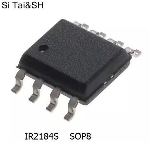 5PCS SOP-8 2184 IR2184S IR2184 HALF-BRIDGE DRIVER SMD