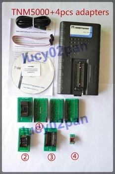 TNM5000 Universal IC Nand Flash USB Programmer +TSOP56+TSOP48+520-Q4+SOP44 nand flash adapter,Support Devices Flash Memory,EPROM