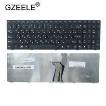 Россия RU новая клавиатура для lenovo Y500 Y500N Y510P Y500NT черная клавиатура для ноутбука Замена клавиатуры ноутбука черная Горячая распродажа