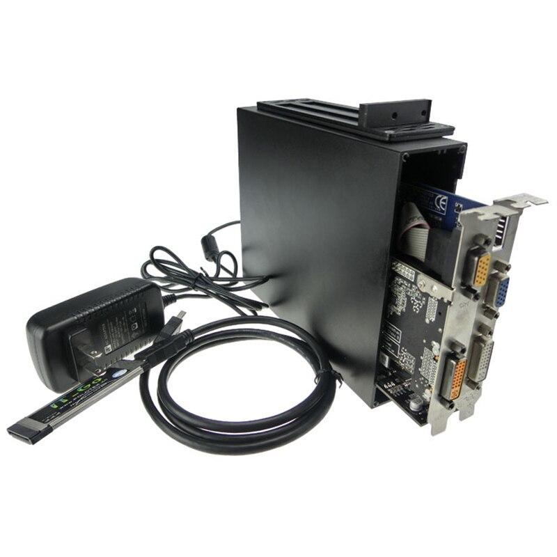 PCI internal / external acquisition card