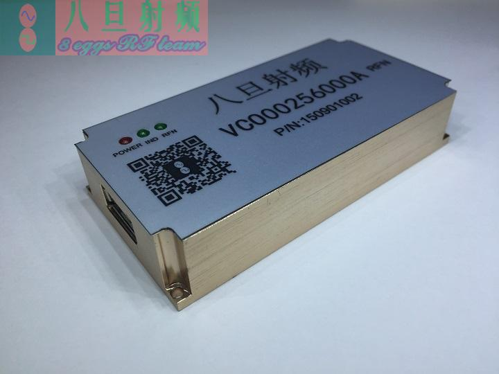 Rf Microwave Frequency Source Wideband Vco Voltage Controlled Oscillator Signal Source Dds 25mhz 6000mhz