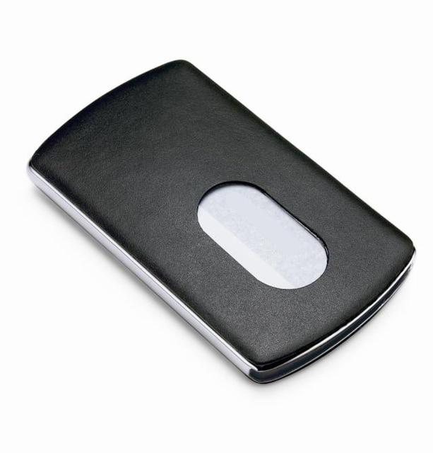 Brand men genuine leather business card holder credit card holder brand men genuine leather business card holder credit card holder organizer card case card id colourmoves