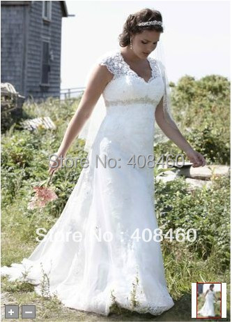 Cap Sleeve Lace Over Satin Gown With Illusion Back Style 9t3299 Bridal Wedding Dress