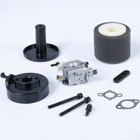 Walbro 813 high performance carburetor contain air filter kit for 2 stroke engine of 1:5 KM ROVAN HPI LOSI RC gasoline car