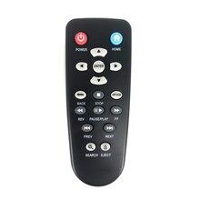 Yeni ORIJINAL WD WesternDigital Elemanları TV HD Mini Canlı Artı Medya Oynatıcı Uzaktan Kumanda Fernbedienung