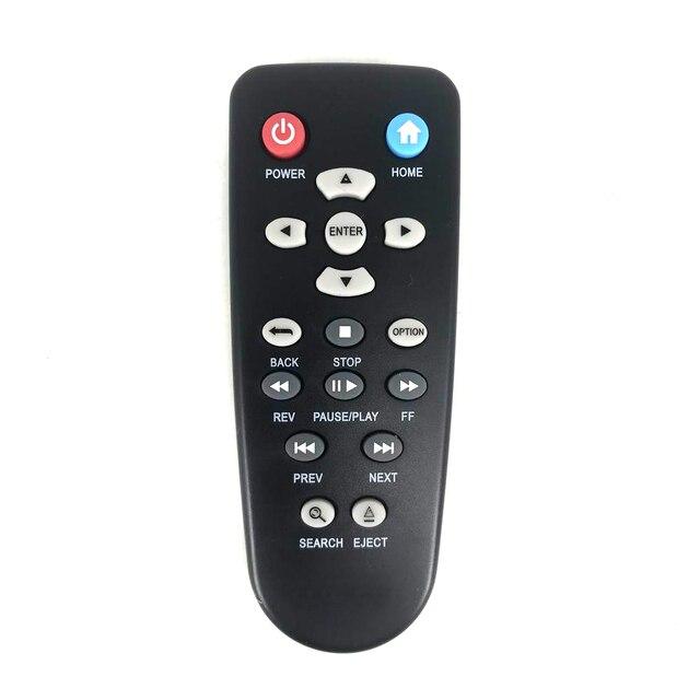 새로운 정품 wd westerndigital 요소 tv hd 미니 라이브 플러스 미디어 플레이어 원격 제어 fernbedienung