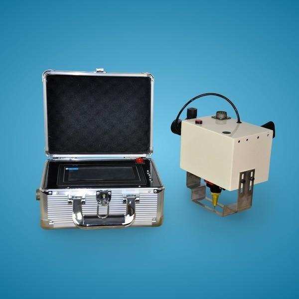 Kinijos karšto pardavimo CNC nešiojamasis plieninis žymėjimo - Medienos apdirbimo įranga - Nuotrauka 4